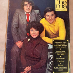 Revista Cinema nr 11 1976
