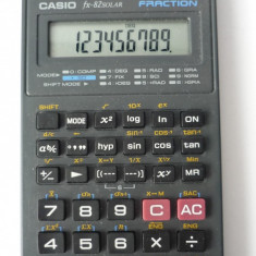 CALCULATOR CASIO FRACTION