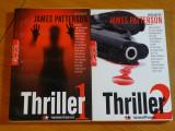 James Patterson - Thriller vol. 1 si 2 - Ed. Litera