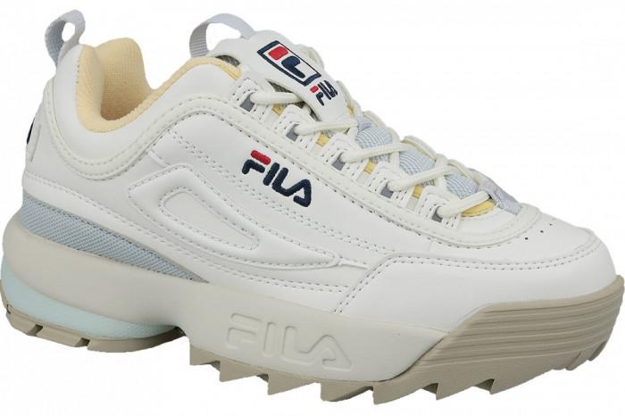 Incaltaminte sneakers Fila Disruptor CB Low Wmn 1010604-02X pentru Femei