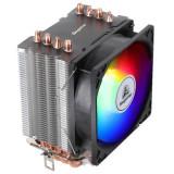 Cooler procesor Segotep Frozen Tower Ts4 iluminare RGB