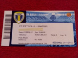 Bilet meci fotbal FC PETROLUL Ploiesti - SAHTIOR DONETSK (amical 07.09.2012)