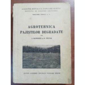 Agrotehnica pajistilor degradate- I. Resmenita, D. Texter