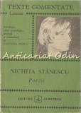 Cumpara ieftin Nichita Stanescu. Poezii - Stefania Mincu
