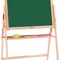 Tabla de scris magnetica din lemn 35x56x87 cm Eichhorn
