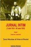 Jurnal intim Vol.1 - Tarul Nicolae al II-lea al Rusiei | Nikolai Alexandrovici Romanov