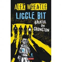 Liccle Bit, baiatul din Crongton - AlexWheatle