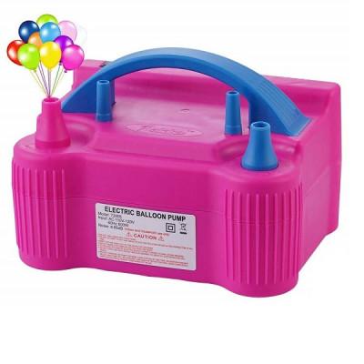 Compresor profesional pentru umflat baloane si obiecte gonflabile foto