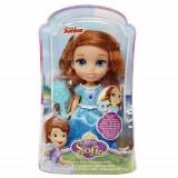 Papusa Disney Printesa Sofia Intai 15 cm Blue