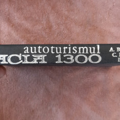 AUTOTURISMUL DACIA 1300 - MONDIRU , BREBENEL , FARCASU .