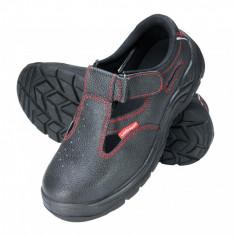 Sandale piele Lahti Pro, design modern, marimea 45