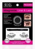 Gene False Magnetice Ardell Demi Wispies + Eyeliner gel