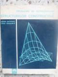 PROBLEME DE REPREZENTARE A STRUCTURILOR CONSTRUCTIVE-ADRIAN GHEORGHIU, VIRGIL DRAGOMIR