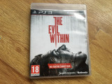 Joc THE EVIL WITHIN  - PS3 / Playstation 3