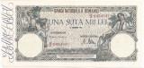 ROMANIA 100000 LEI DECEMVRIE DECEMBRIE 1946 UNC