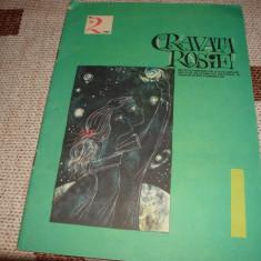 Revista Cravata rosie - nr 2 / 1967-benzi desenate Livia Rusz si Gopo