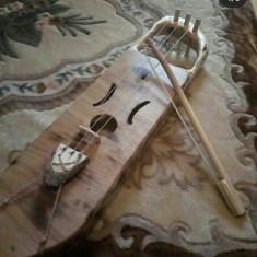 Tagelharpa, instrument vechi cu arcus