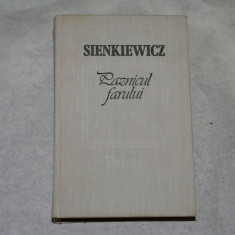 Paznicul farului - Sienkiewicz - 1987