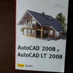 AutoCAD 2008 si AutoCADLT2008   david frey , mcfarland
