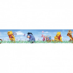 Bordura autoadeziva perete 5m Winnie Beautiful Day RO42224 Children SafetyCare, DECOFUN