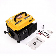 Generator electric monofazat pe benzina Gospodarul Profesionist GP-950 900W