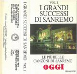 Casetă audio Various – I Grandi Successi Di Sanremo Vol. 1, Casete audio