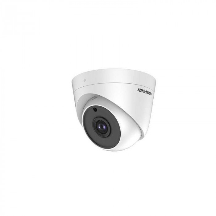 Camera supraveghere Hikvision DS-2CE56H0T-ITPF28 Turbo HD Dome 5MP 2.8MM IR 20M