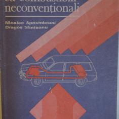 Automobilul cu combustibili neconventionali, Apostolescu + Sfinteanu