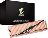 Gigabyte AORUS NVMe M2 SSD 500GB Interface PCI-Express 4.0x4 NVMe 1.3 Form Factor M.2 2280 Total Capacity 500GB Warranty