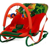 Cumpara ieftin Balansoar copii 4Baby Jungle Parrot rosu