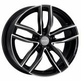 Jante AUDI Q5 7.5J x 17 Inch 5X112 et37 - Mak Sarthe W Black Mirror - pret / buc, 7,5