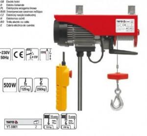Electropalan 125/250 kg, Yato, YT-5901