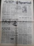 Ziarul Sportul din 16 februarie 1977