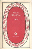 Teatru - Mihail Sebastian