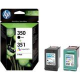 Pachet cartuse originale HP 350 / HP 351