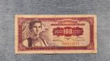 100 Dinara 1955 Iugoslavia dinari