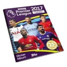 Album Fotbalisti Sticker Premier League 2017
