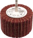 Perie abraziva circular cu tija 80x50x6 mm granulatie 150 YATO