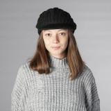 Caciula dama SAP15 neagra