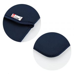 Husa Tableta Universala TLine Soft 10.1 (Bleumarin)