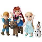 Set figurine Frozen II, 5 piese, 3 ani+