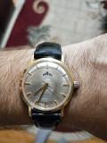 Ceas Tellus din aur 14k