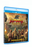 Jumanji: Aventura in jungla / Jumanji: Welcome to the Jungle - BLU-RAY 3D + 2D Mania Film