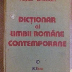 Vasile Breban - Dictionar al limbii romane contemporane