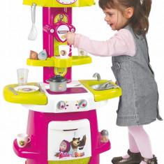 MASHA BUCATARIE CU ACCESORII, 2-4 ani, Fata, Mattel