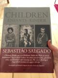 TASCHEN Sebastião Salgado. Children album fotografie arta portret rara foto nou