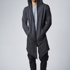 Cardigan long hooded open edge Urban Classics S EU