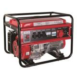 Raider - D-GG07 - Generator de uz general, 5 kW, Raider, Raider, 13 CP, 25 l, pornire mecanica, benzina fara plumb, voltmetru, trifazat