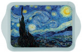 Tava de metal - Vincent Van Gogh - La nuit etoilee   Cartexpo