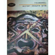 SCRIERI DESPRE ARTA-ROUSSEAU,BUC.1981